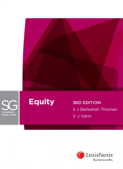 EQUITY: STUDY GUIDE