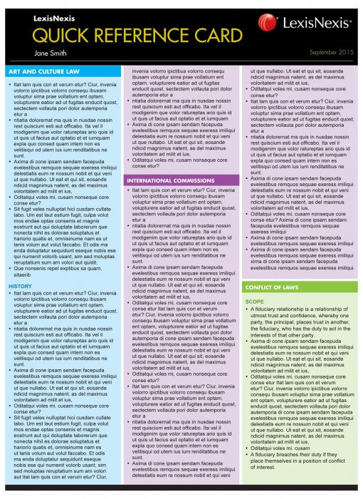 TRAFFICKING IN PERSONS QUICK REFERENCE CARD - Charles Darwin University Bookshop