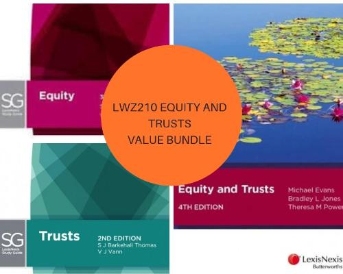 LWZ210 EQUITY & TRUSTS VALUE BUNDLE