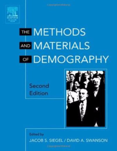 METHODS AND MATERIALS OF DEMOGRAPHY - Charles Darwin University Bookshop