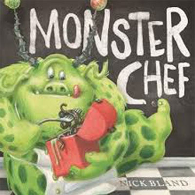 MONSTER CHEF - Charles Darwin University Bookshop