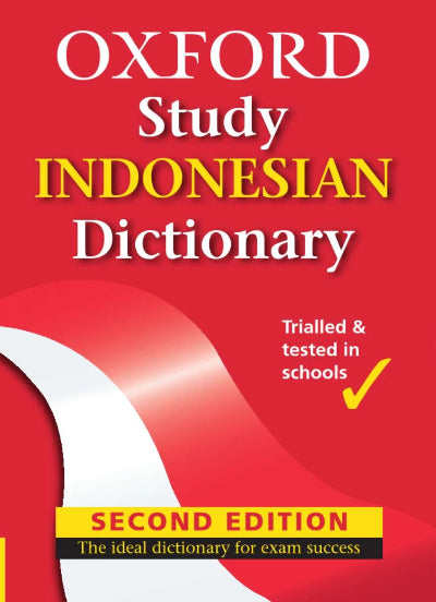 INDONESIAN STUDY DICTIONARY