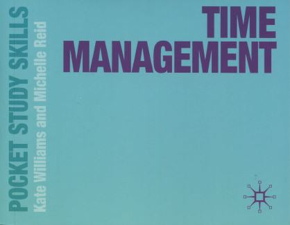TIME MANAGEMENT | POCKET STUDY SKILLS