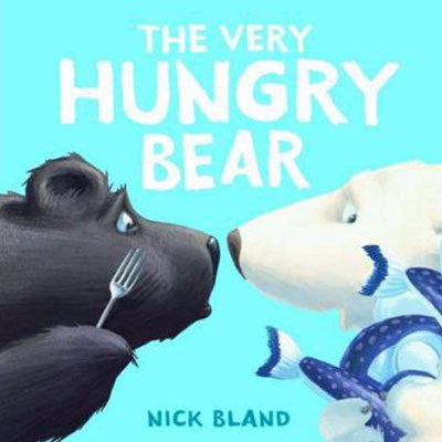 VERY HUNGRY BEAR - Charles Darwin University Bookshop