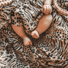 HOW TO: SWADDLE YOUR LITTLE BABE