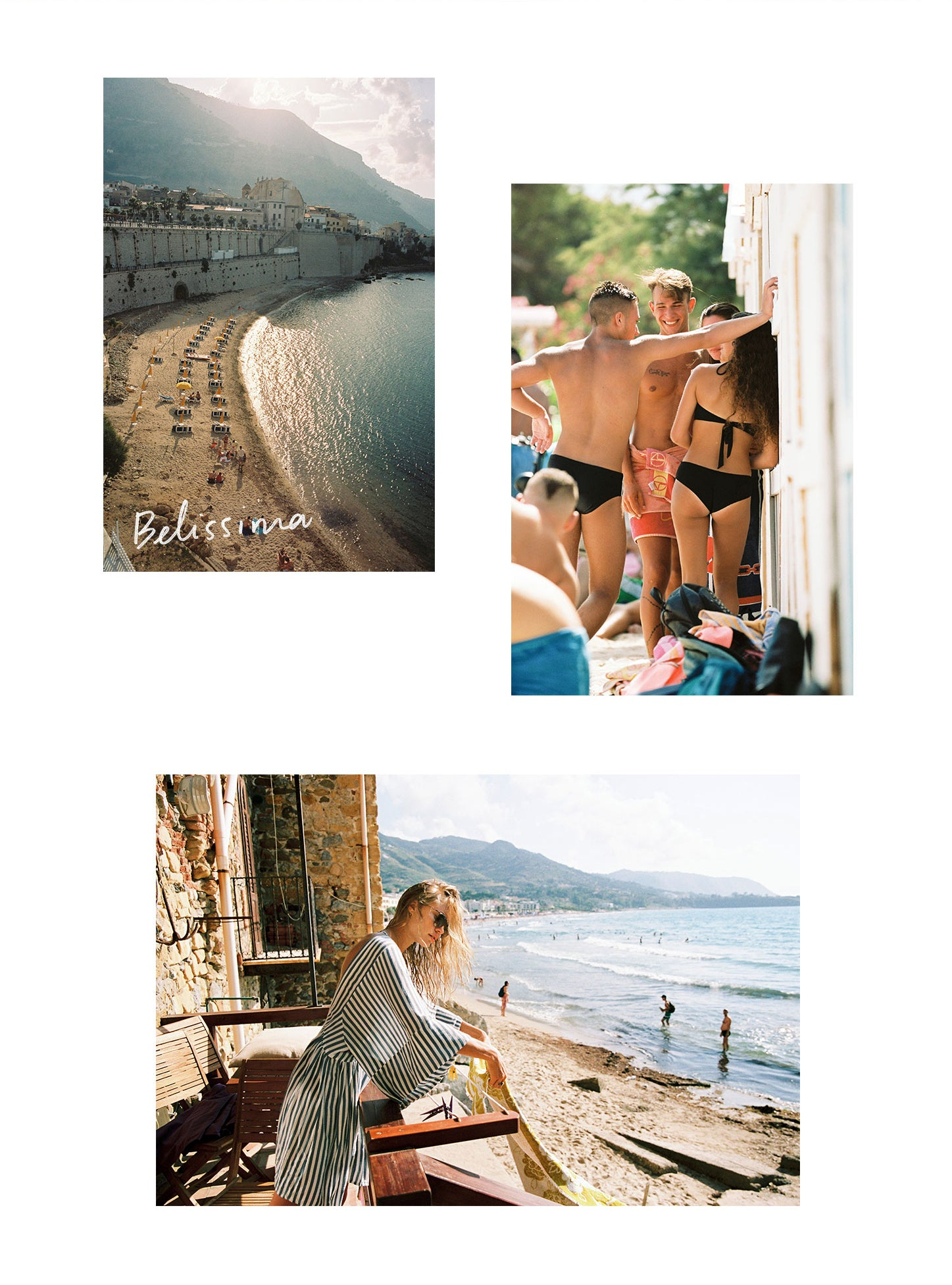 Cameron Hammond for Auguste, Sicily