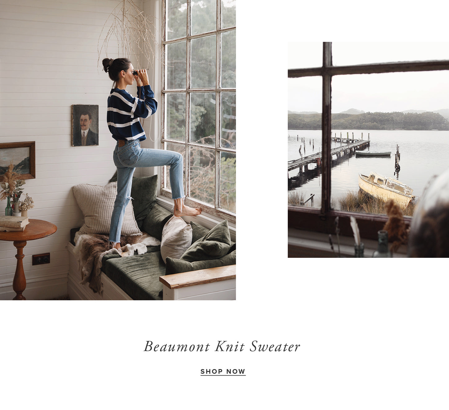 Beamont Knit Sweater