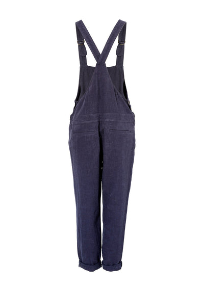 Lucy Overalls Navy - Auguste The Label