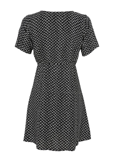 Alice Play Penelope Polka Black Dress - Auguste The Label