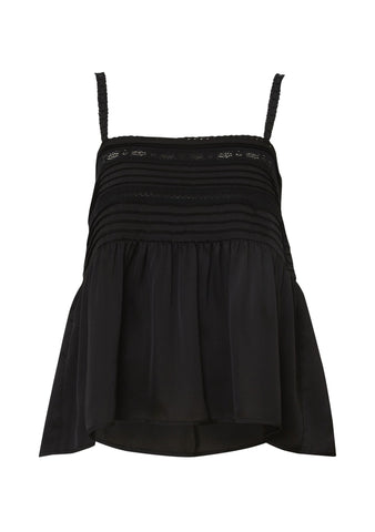 Luxe Cami Black