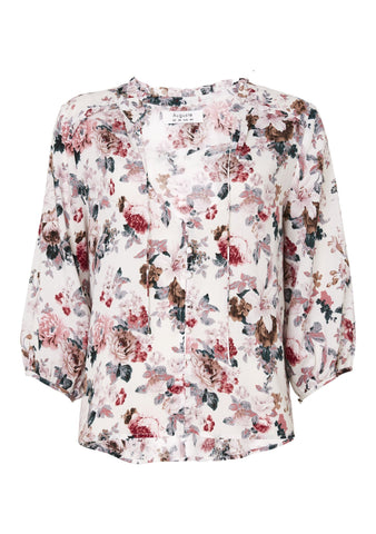 Dusk Shirt Dusky Blooms Natural