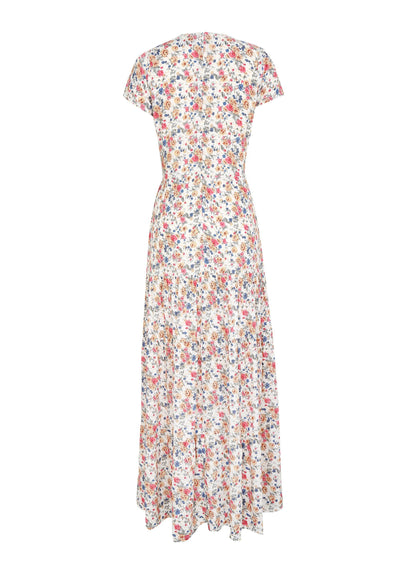Bella Maxi Dress Natural - Auguste The Label