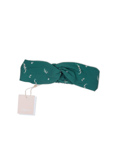 Clementine Headband Emerald - Little Auguste - Auguste The Label