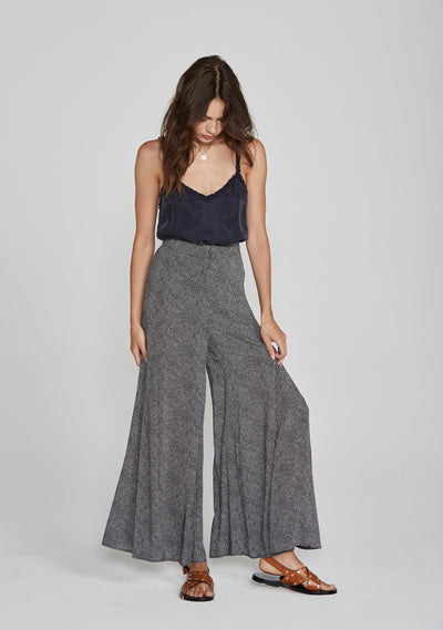 Diamond Culottes Black - Auguste The Label