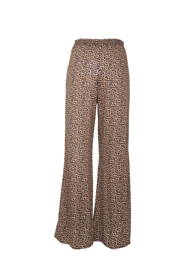 Cisco Relaxed Slack Pant Brown - Auguste The Label