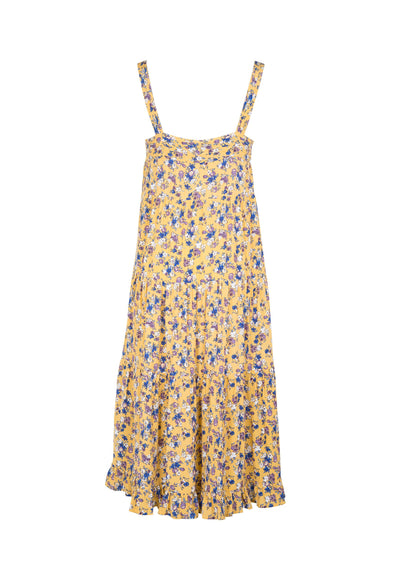 Matilda Market Midi Dress Mango - Auguste The Label
