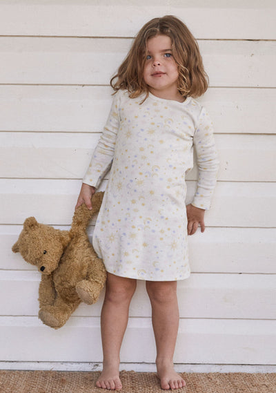 Moonchild Storytime Nighty Natural - Little Auguste - Auguste The Label