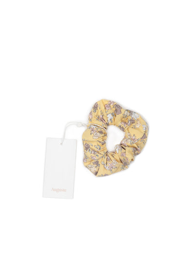 Olsen Auguste Scrunchie Yellow - Auguste The Label