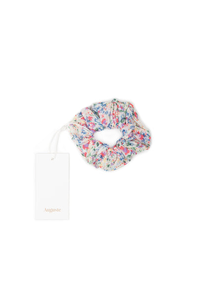 Palm Springs Auguste Scrunchie White - Auguste The Label