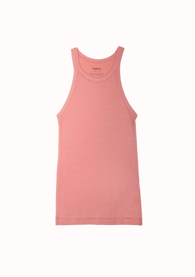 Alfie Tank Dusty Pink