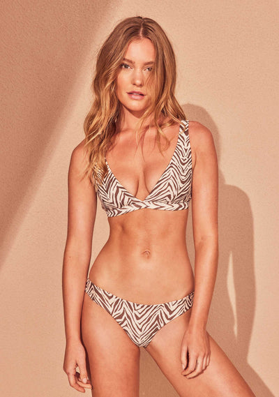 Zani Cameron Bikini Bottom Parchment - Auguste The Label