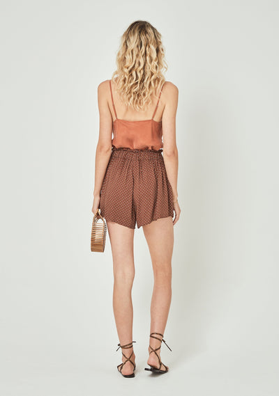 Keepsake Cami Rust - Auguste The Label