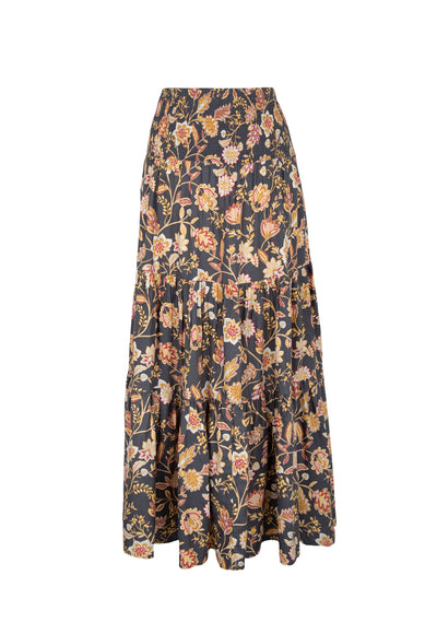 Roamer Lucie Maxi Skirt Black - Auguste The Label