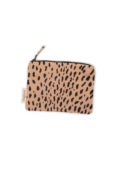 Safari Clutch Tan