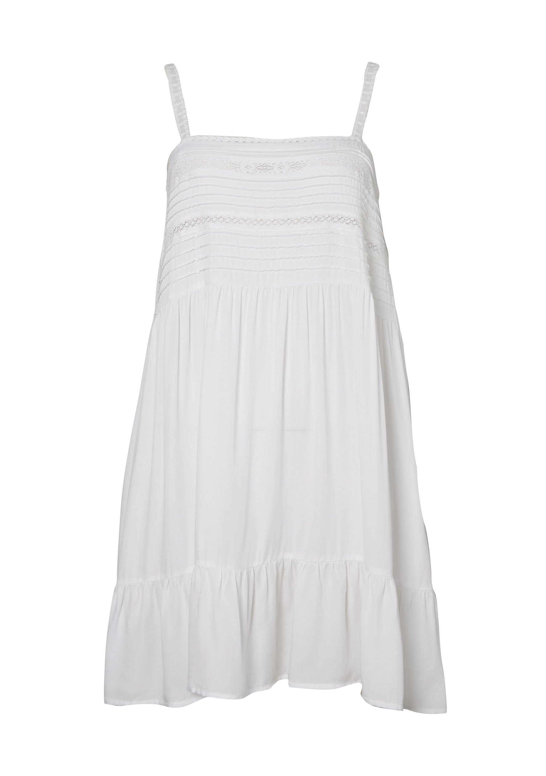 Sandy Days Play Dress White