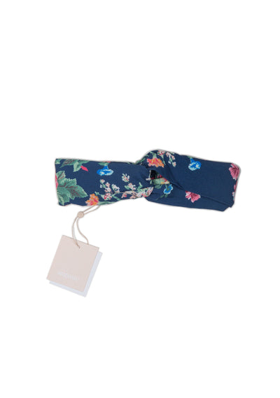 Victoria Headband Navy - Little Auguste - Auguste The Label
