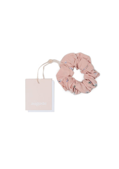 Clementine Little Auguste Scrunchie Blush - Little Auguste - Auguste The Label
