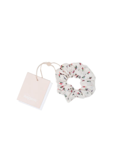 Daisy Little Auguste Scrunchie White - Little Auguste - Auguste The Label