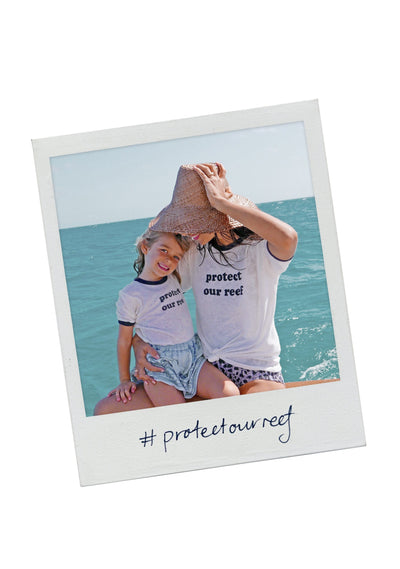 Protect Our Reef T-Shirt - Auguste The Label