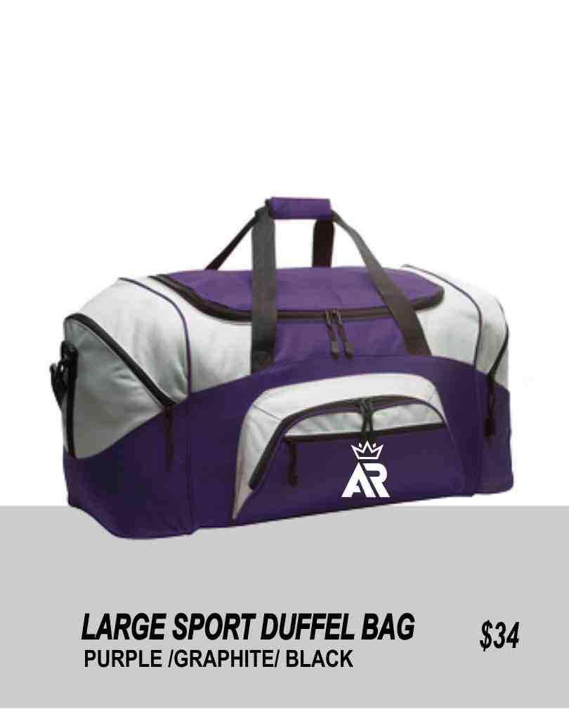 AR 2019 LARGE DUFFEL BAG