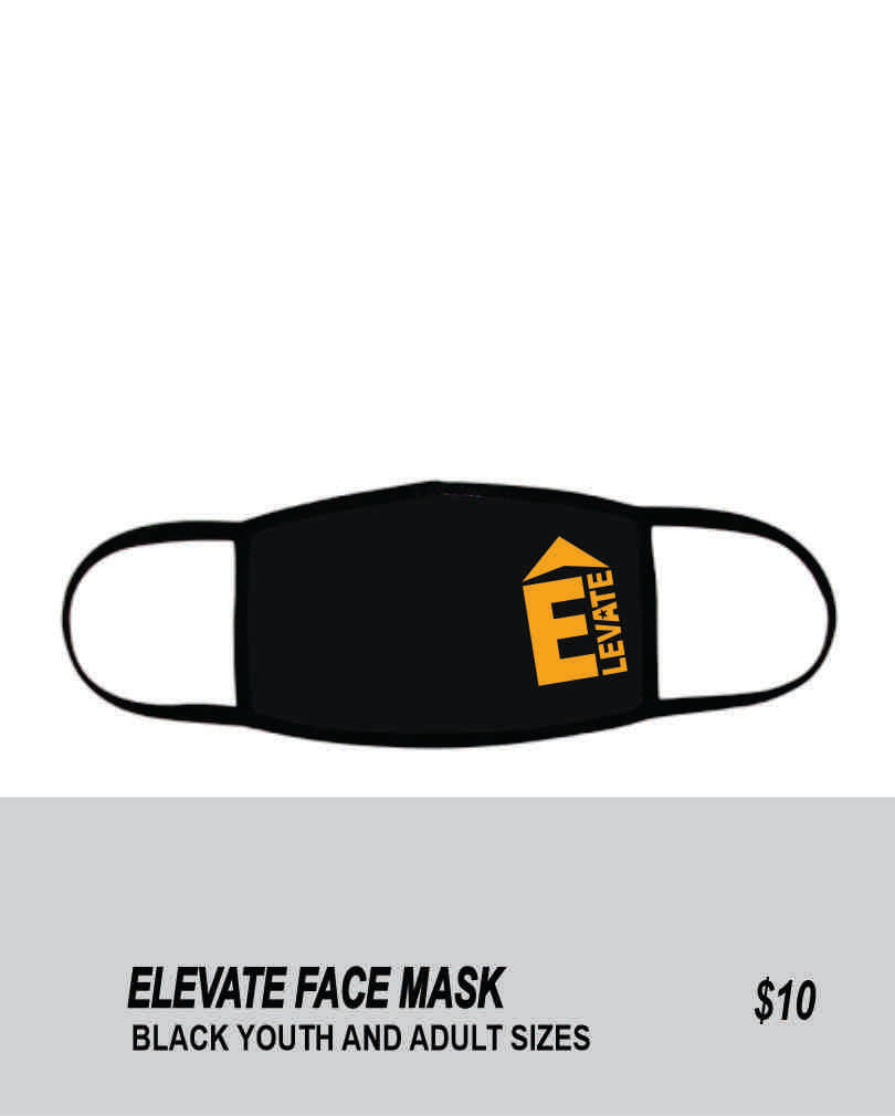 ELEVATE 2019 FACE MASK