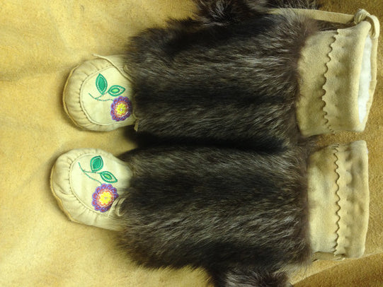 Moccasins and Mukluks