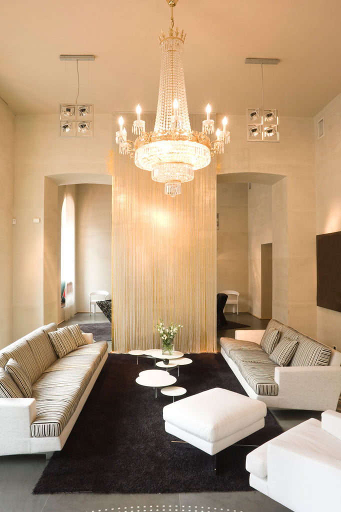 Choose the right lighting for your living room by sanna li - Choosing lighting for living room ...