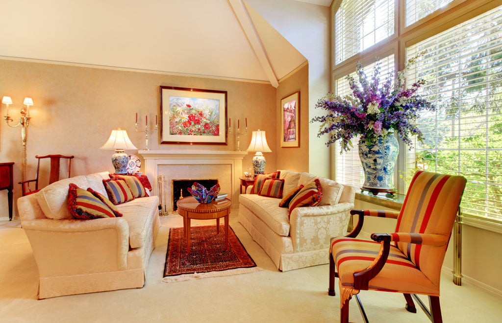 Choose the right lighting for your living room