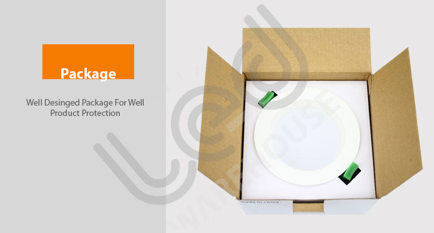 down light 8w-package