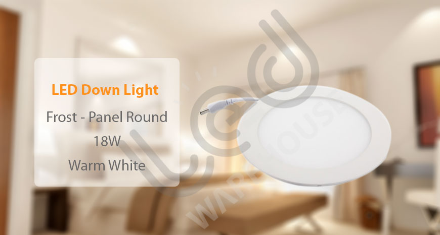 down light 18w-round