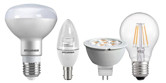 LED Bulbs Subcategory Image