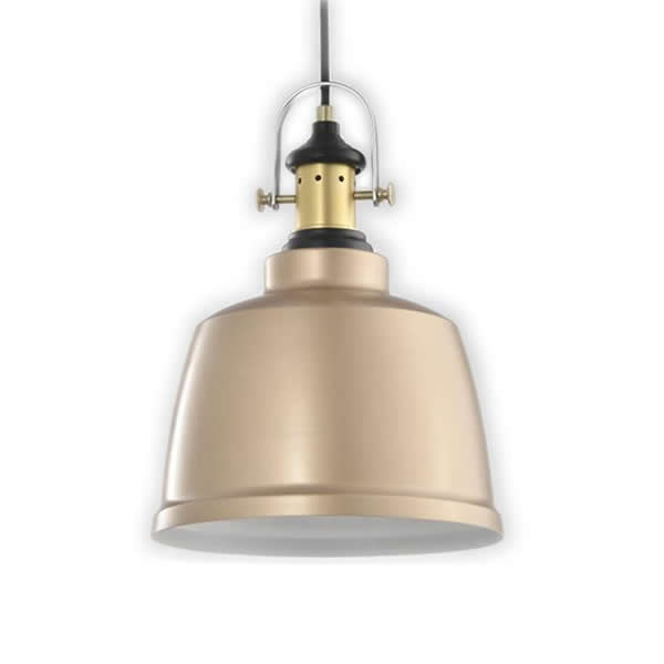 Galaxy Lighting Interior Pendant Light - Champagne Gold - Fitting Only from Galaxy Lighting for $119.00