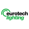 GEO LED 12W Downlight - Brushed Chrome - IP44 - Dimmable from Eurotech Lighting for $64.99