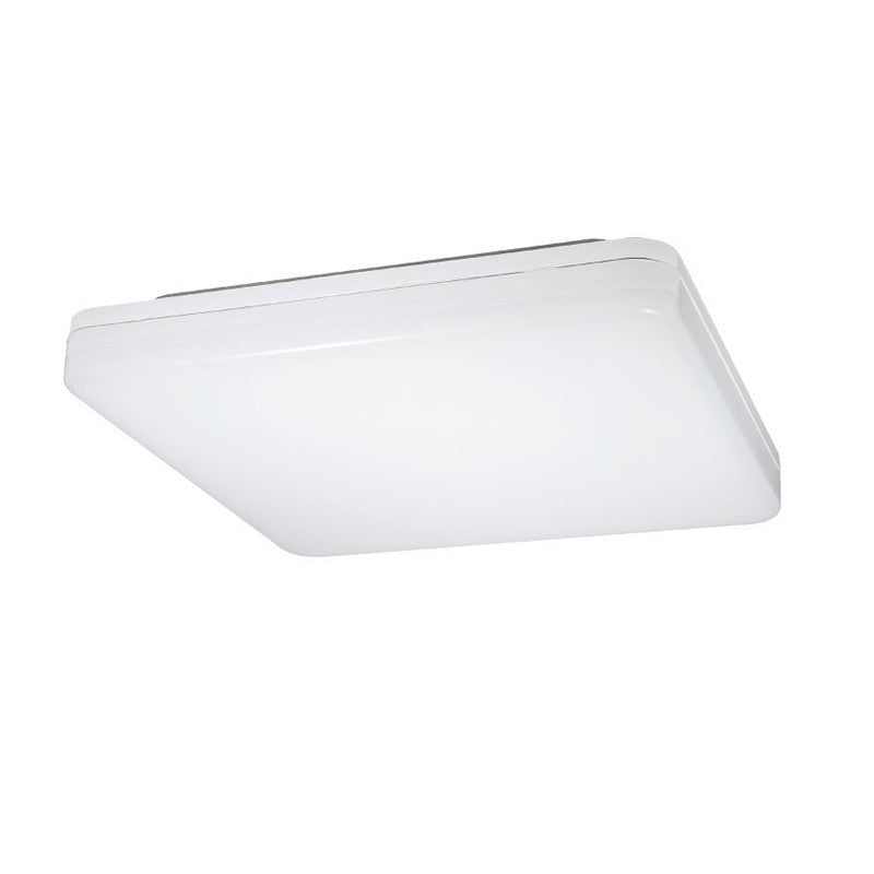 Eurotech Lighting LED 15W Ceiling Light - Square - IP54 - Dimmable