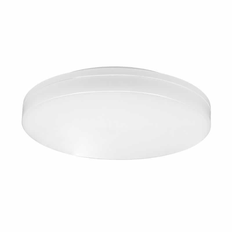 Eurotech Lighting LED 18W Ceiling Light - Round - IP54 - Dimmable