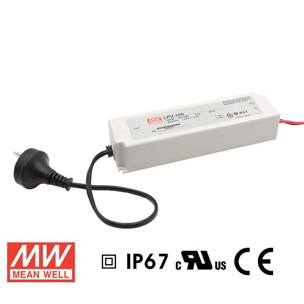 Meanwell LED Power Supply 100W 12V - DC Driver