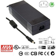 Meanwell LED Power Supply 120W 24V - DC Driver from Meanwell for $144.37