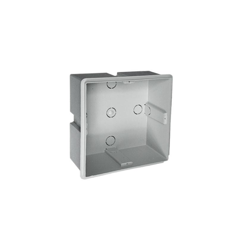 LED Plastic Wall Light Flush Box - Recessed from Eurotech Lighting for $26.99