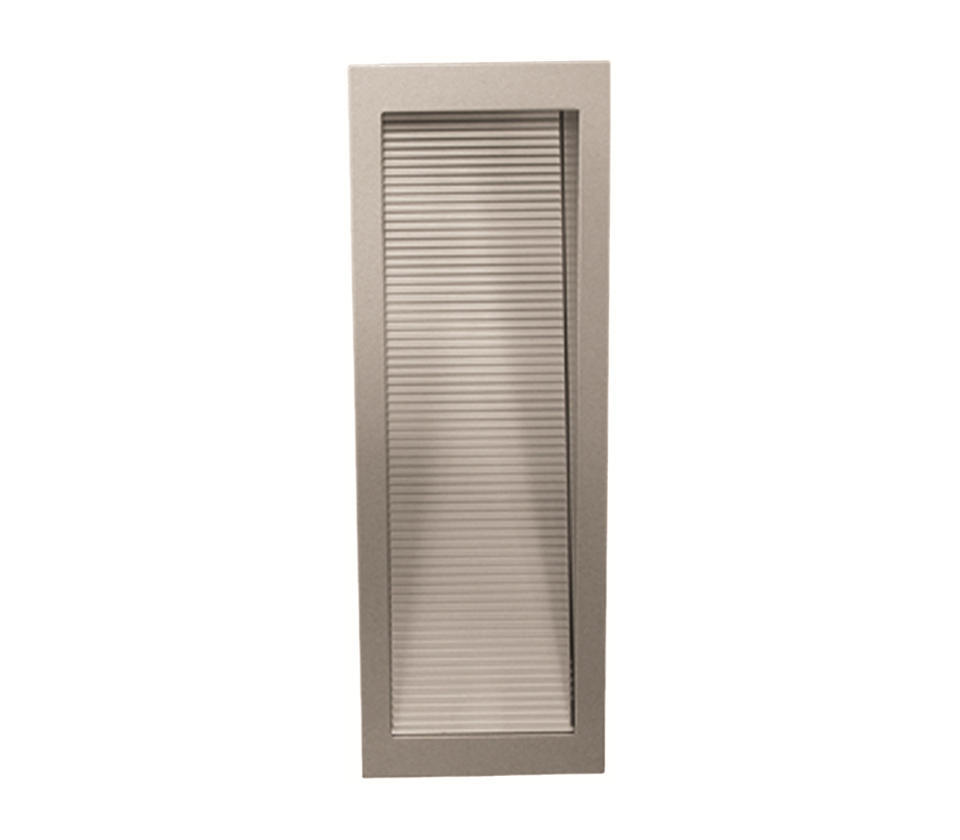 LED 50W Aluminium Wall Light - Rectangle from Eurotech Lighting for $57.99