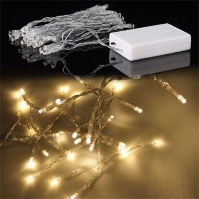 LED Fairy Light - 3m, AA Battery Powered from Generic Brand for $11.99